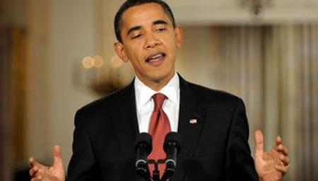 奥巴马拟放宽对金融企业高管的年薪限制
