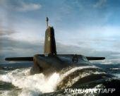 张召忠:核潜艇相撞表明英法海军缺乏沟通(图)