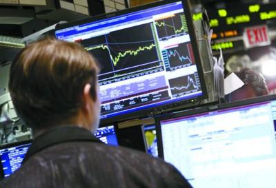美国股市17日暴跌