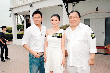 王晶最欣赏刘德华,新片《未来警察》都找对方任男主角。