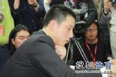 图文:李世石胜古力韩国夺冠 古力复盘面露遗憾