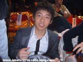 图文:网友镜头中的体操帅哥 英俊潇洒邹凯