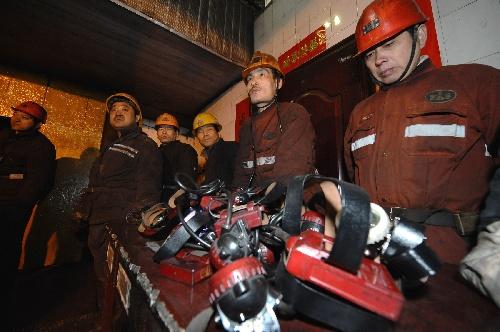 山西焦煤屯兰煤矿事故井下仍有65人被困