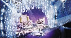 奥斯卡舞台