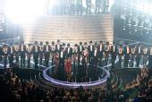 图:第81届奥斯卡颁奖礼 表演现场阵容强大