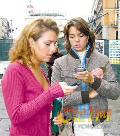 短信成瘾变社会病