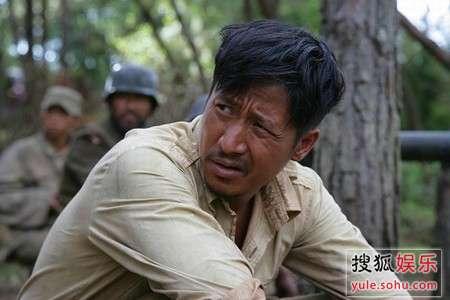张国强《团长》剧照。