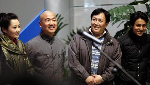 《建国大业》主创转场南京