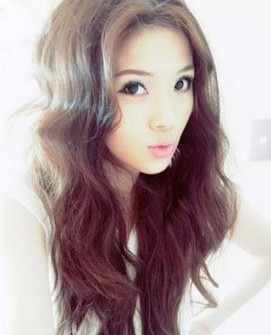汪嵩女友美美