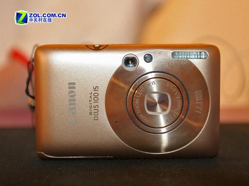 高清摄像防抖卡片机 佳能IXUS 100促销