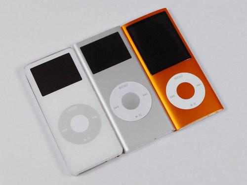 外观高仿iPod 最新微型投影照片曝光
