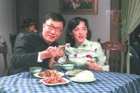 孙红雷和姚晨在新剧里扮演情侣