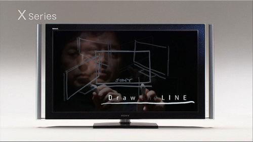 RGB-LED旗舰力作 索尼液晶电视55X4500评测