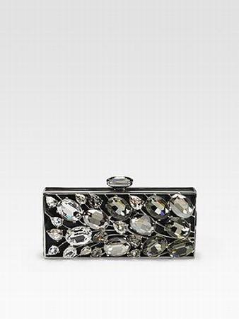 Judith Leiber镶珠宝手包(3995美元)