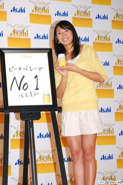 图文:日本沙排美女浅尾最新写真 我要做NO.1
