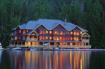 1.加拿大太平洋国王小屋