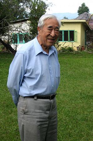 年逾80的嘉乐顿珠,渴望回到西藏故乡