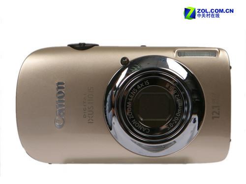 金属宽屏+高清摄像 佳能IXUS 110 IS评测