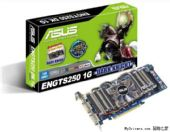 华硕五款黑骑士版GeForce GTS 250曝光
