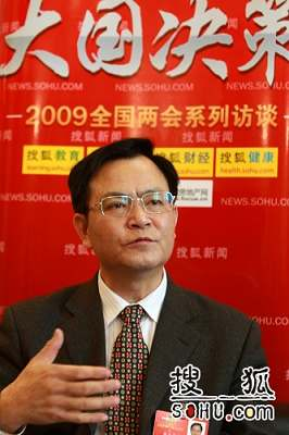 国家知识产权局副局长李玉光  崔萌摄