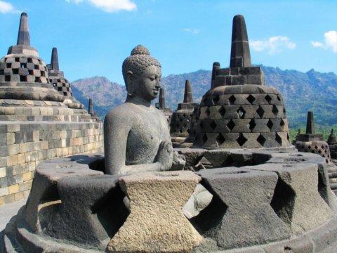 中国 浮屠/失落之城:印尼婆罗浮屠佛塔