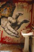组图:带你感受街角与墙根里的艺术