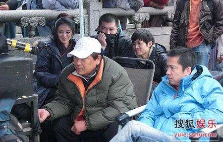 安以轩、导演和王中磊等