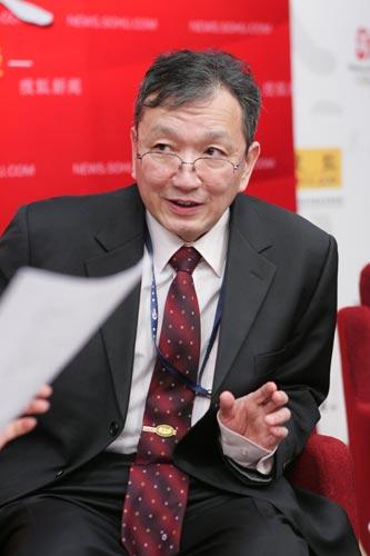 全国政协委员、中国铁道科学研究院首席研究员黄强