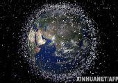 俄军官称俄美卫星相撞可能由美国策划操纵(图)