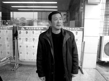 英雄交警朱建国表示,他并不在乎拿到多少钱的奖金