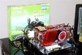 华擎展示nForce平台A卡交火