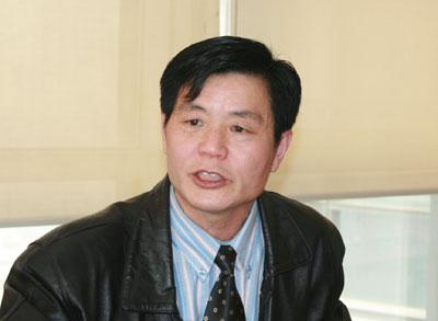 中国管理科学院研究员李开发
