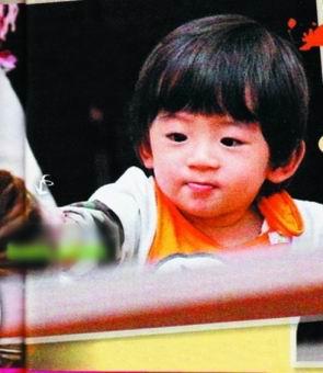 Lucas被赞有演戏天份。