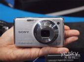 PMA2009:1200W像素家用DC 索尼W220展示