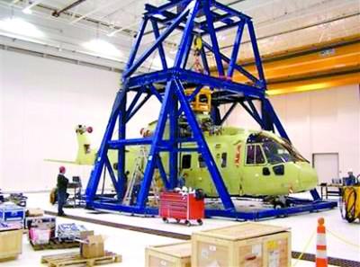 新一代总统直升飞机