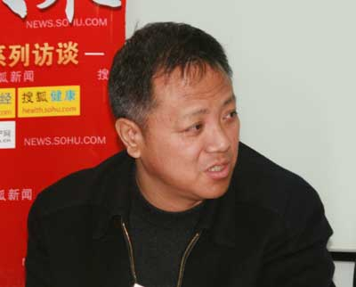 全国政协委员、合众人寿保险股份有限公司董事长戴皓