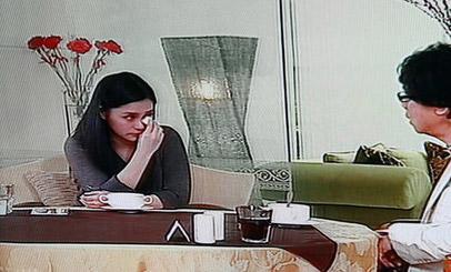 阿娇接受访问时透露曾想自杀。