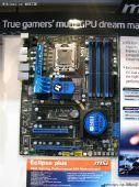 CeBIT 2009 X58/P55特色主板汇总欣赏(组图)