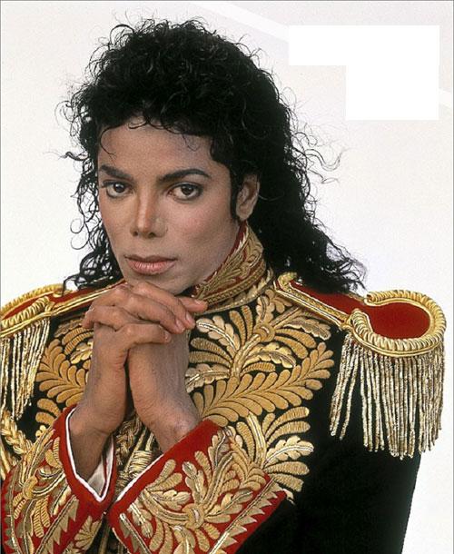 迈克杰克逊精彩写真欣赏 1