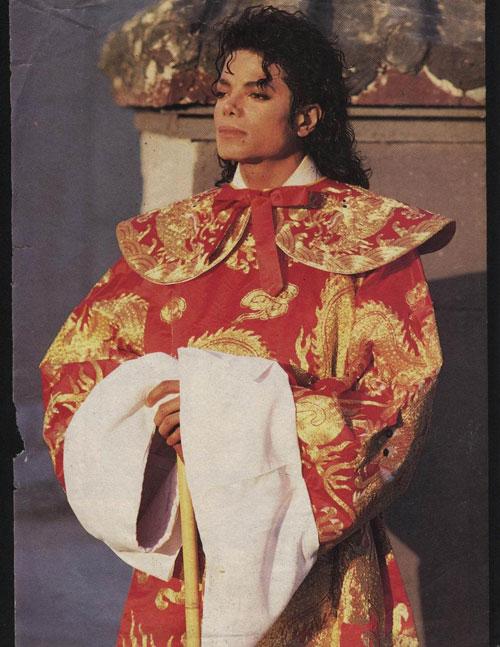 迈克杰克逊精彩写真欣赏 4