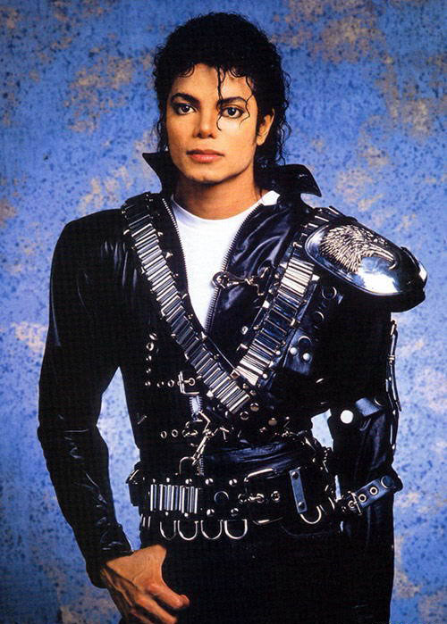 迈克杰克逊精彩写真欣赏 19