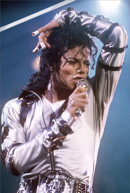 迈克尔杰克逊精彩写真欣赏 32