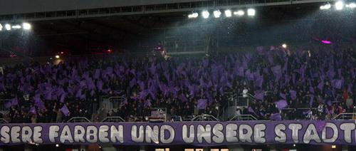 紫色——我们的颜色,我们的城市