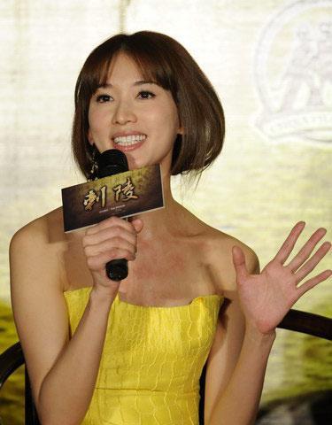 林志玲出演《刺陵》