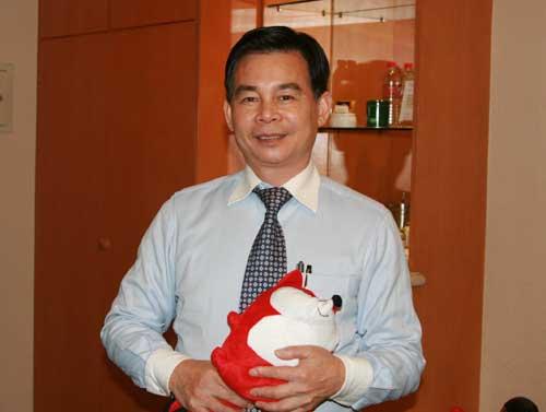 全国人大代表、广东志高空调有限公司董事长李兴浩