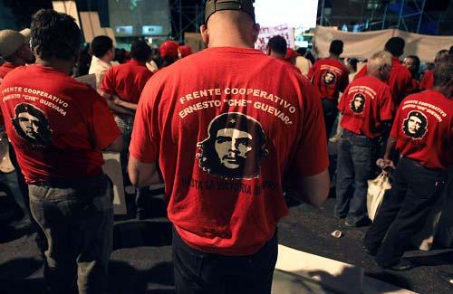 查韦斯正按照自己的意愿一步一步改造委内瑞拉。IC 图