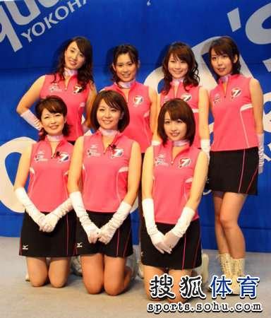 在横滨世乒赛上 七位美女主持将惊艳亮相