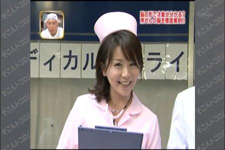 护士装清纯靓丽;