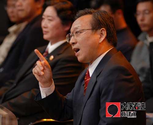 江必新 最高人民法院副院长