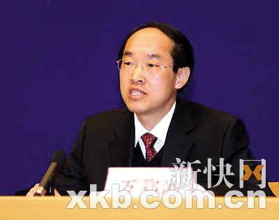 最高人民法院副院长万鄂湘。